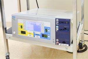 大腸ポリープ切除用電気メス
