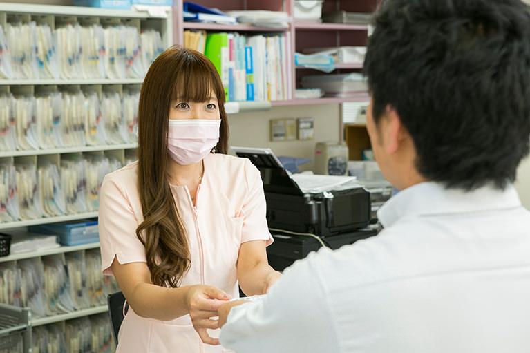 看護師・スタッフの役割